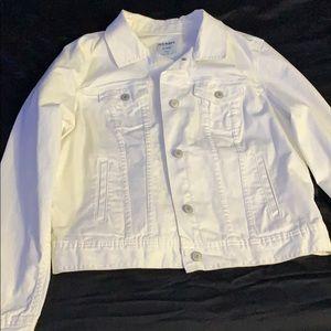 Old navy jean jacket - NWOT